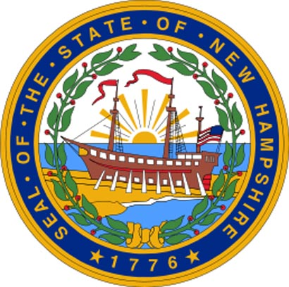 The Great Seal of New Hampshire
