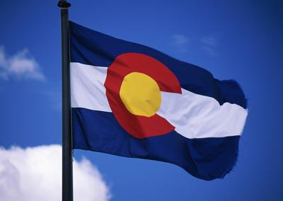 State of Colorado Flag