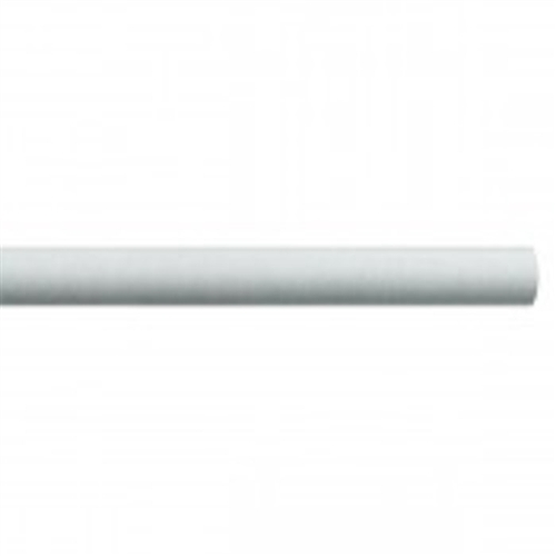 "Fiberglass Display Flag Pole - 1"" Diameter - 10' Length - White"