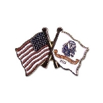 Army Lapel Pin - Double