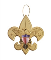 Boy Scout Christmas Tree Ornament